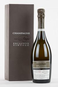 Champagne Brut Zéro Exclusive Vintage Millésime 2004